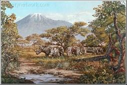 Kilimanjaro     Wildlife
