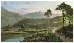 A View of Ambleside, Westmoreland