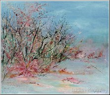 winter contemplation