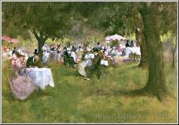 A Summer Garden Party