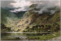 Highland Landscape, Scotland