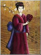 Geisha & The Cheery Blossoms