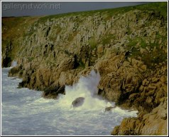 cornwall wavesplash