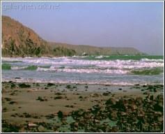 Cornwall seaview